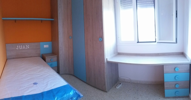 Dormitorio doble juvenil muebles casandr s - Dormitorio juvenil doble ...